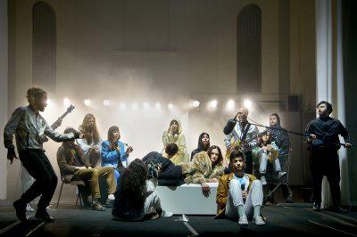 Trittico Dantesco al Teatro delle Maddalene di Padova regia di Fabrizio Arcuri TSV