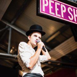 """""""Un peep show per Cenerentola"""" del Teatro la Ribalta al Traum di Bolzano"""