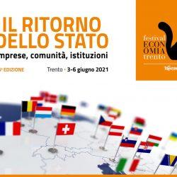 Trento si tinge di arancione e accoglie il Festival dell'Economia.