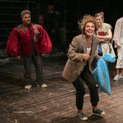 Pinocchio di Franco Scaldati, regia di Livia Gionfrida al Teatro Stabile di Catania