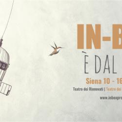 In-Box dal Vivo torna in scena a Siena dal 10 al 16 giugno