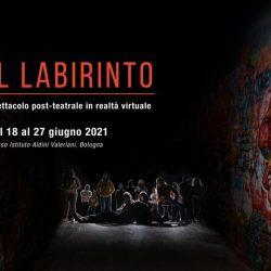 Il Labirinto del Teatro dell'Argine in scena a Bologna: un progetto Politico Poetico