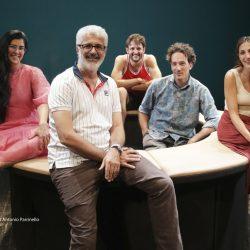 La Pacchiona, regia di Marcello Cotugno. Teatro Stabile di Catania