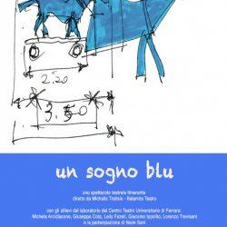 Un sogno blu dedicato alla memoria di Giuliano Scabia