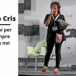 """Cristina Visintini ora è sulle""""Ali"""" delle Notizie di Ronchi dei Legionari"""