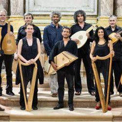 L'ensemble Micrologus al Festival di Musica sacra di Trento