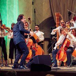 """I """"cigni"""" della Baltic Sea Philharmonic diretti da Kristjan Järvi suonano """"danzando"""""""